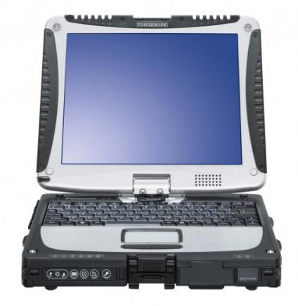 panasonic toughbook cf 19 fronte