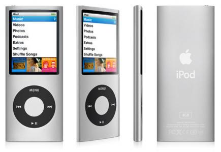 apple ipod nano 4g vari colori