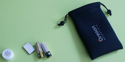 oregon scientific atc3k custodia e batterie