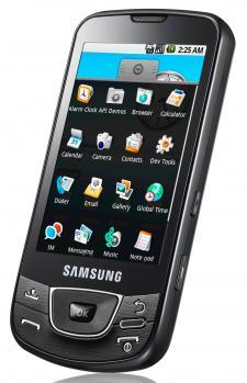 samsung i7500 3/4 menu