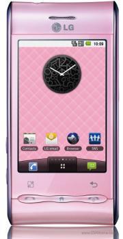 lg gt540 fronte pink