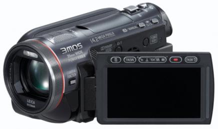 panasonic hdc-hs700 3/4 LCD