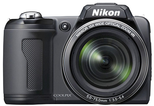 Fotocamera compatta nikon coolpix l110