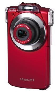 sanyo xacti vpc-pd1 374 red