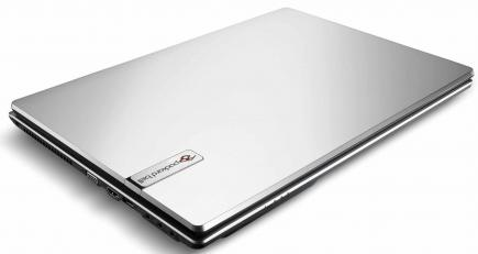 packard bell easynote lx86 chiuso