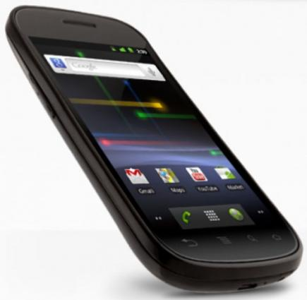 google nexus s disteso