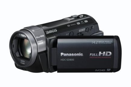 Panasonic HDC-SD800 - Immagine 3