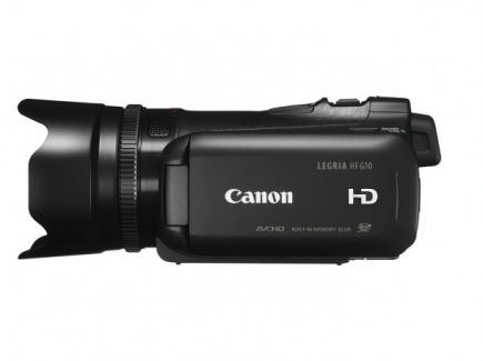 Canon LEGRIA HF G10 - Immagine 4