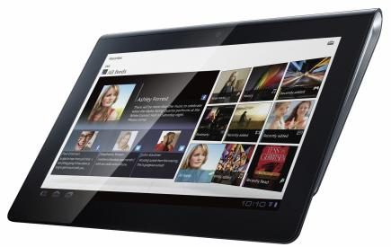 sony tablet s 3/4