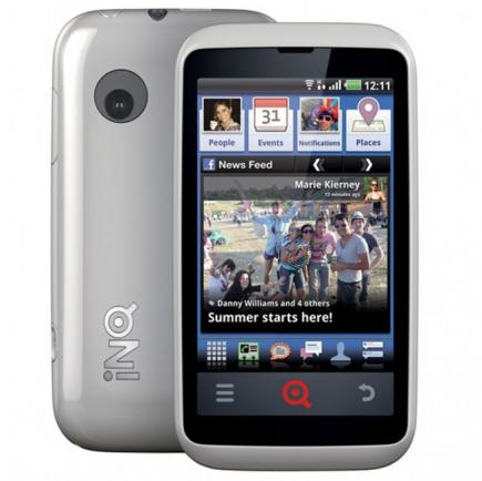 inq cloud touch fronte silver