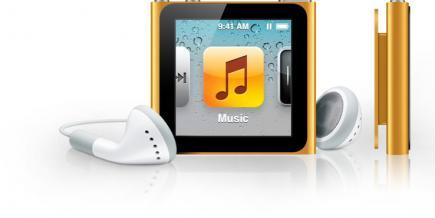 apple ipod nano 7g