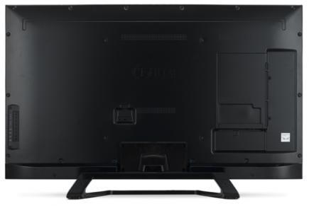 LG 42LM670S: vista posteriore