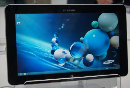 samsung ativ smart pc tablet live