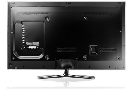 Samsung UE55ES6900Q: vista posteriore
