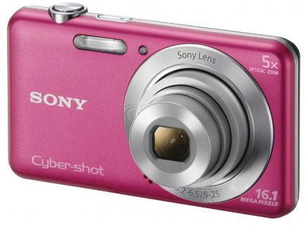 sony cyber-shot dsc-w710 3/4 rosa