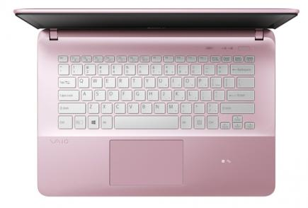 sony vaio fit 14e top