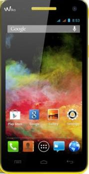 wiko rainbow display