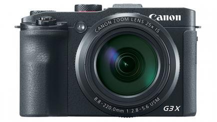 canon powershot g3 x fronte
