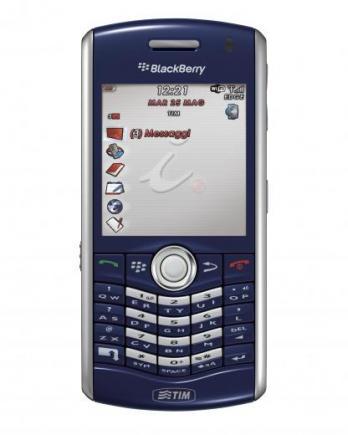 blackberry pearl 8120 fronte