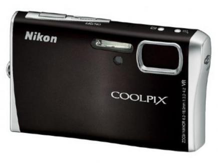 nikon coolpix s52 3/4 front
