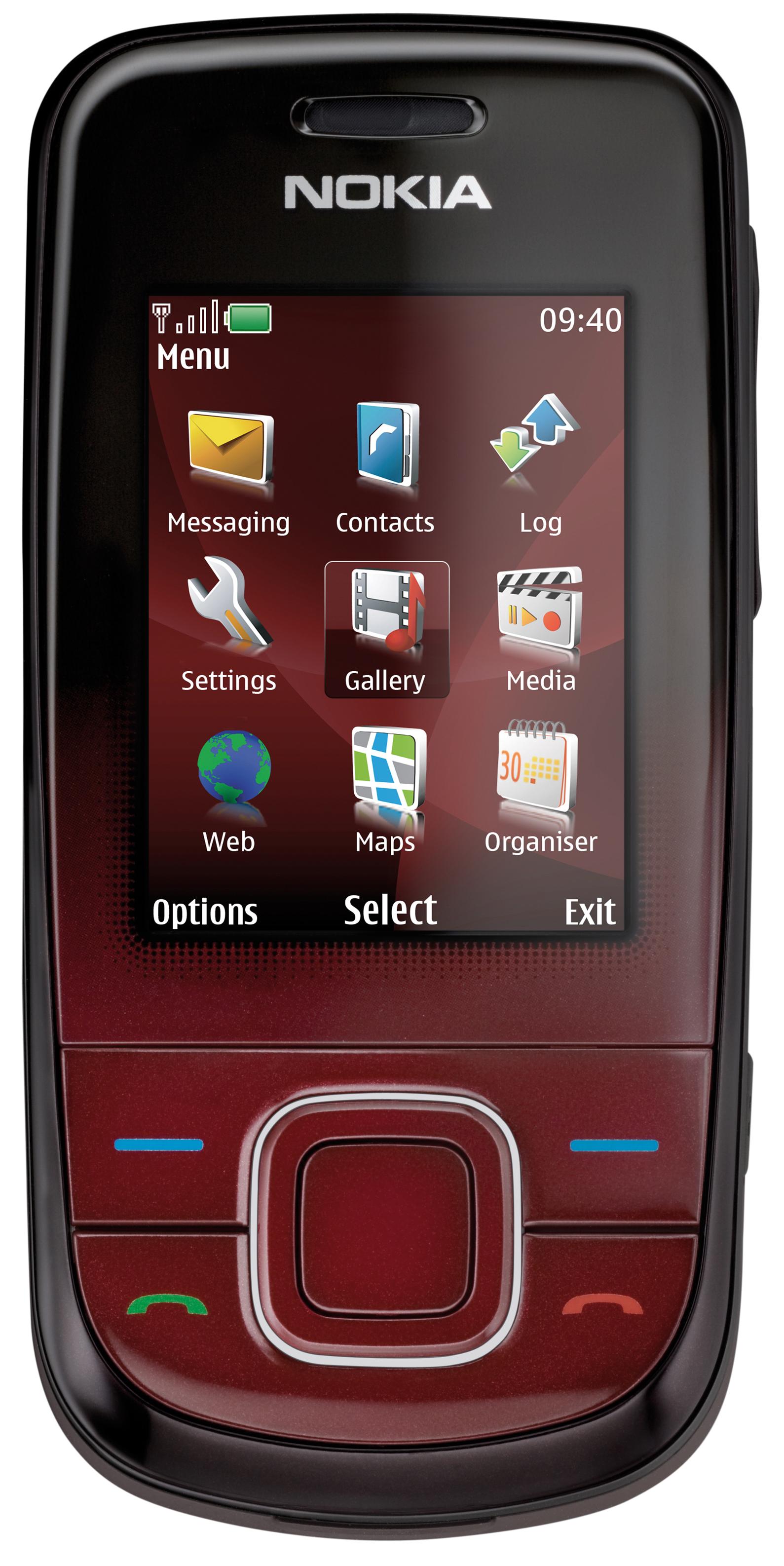 Nokia 6760 slide scheda tecnica e caratteristiche