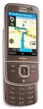 nokia 6710 navigator profilo