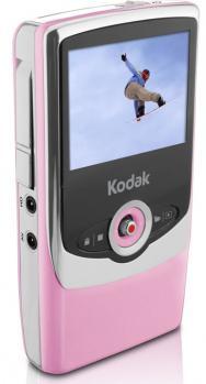 kodak zi6 3/4 pink