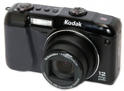 kodak easyshare z950 is 3/4 sinistra