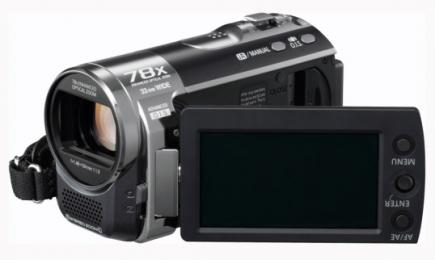 panasonic sdr-s50 LCD