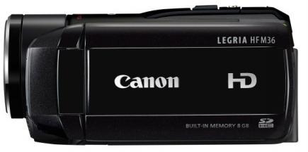 canon legria hf 306 profilo