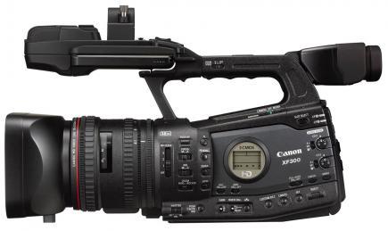canon fx300 retro  sinistra