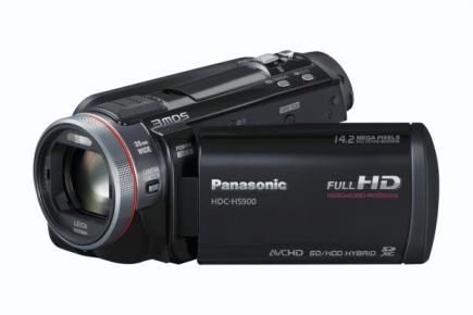 Panasonic HDC-HS900 - Immagine 3