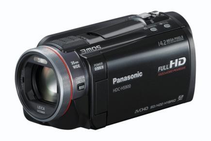 Panasonic HDC-HS900 - Immagine 4