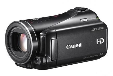 Canon LEGRIA HF M41 - Immagine 3
