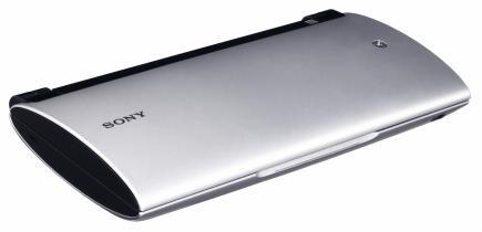 sony tablet p chiuso lato
