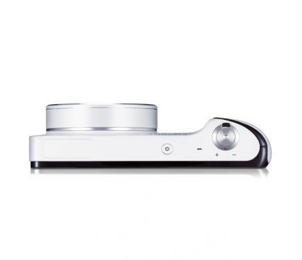 Samsung GALAXY Camera: vista superiore