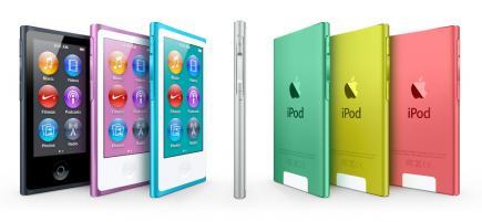 Apple iPod Nano 2012: vista generale