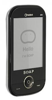 ngm soap evo 3/4 white