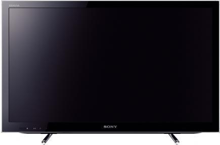 Sony BRAVIA KDL-55HX755: vista frontale