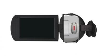 Toshiba Camileo X150: vista posteriore display