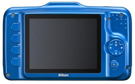 nikon coolpix s31 3/4 retro
