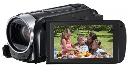 canon legria hf r48 LCD