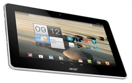 acer iconia a3 3/4 orizzontale