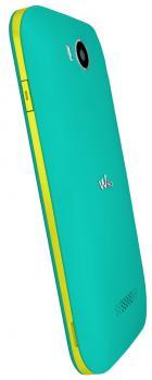wiko iggy retro verde e giallo