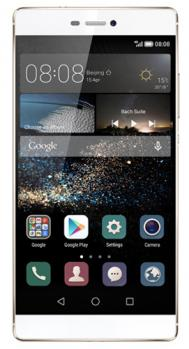 huawei ascend p8 fronte