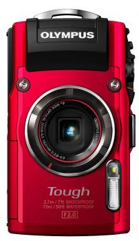 olympus tough tg 4 fronte red verticale