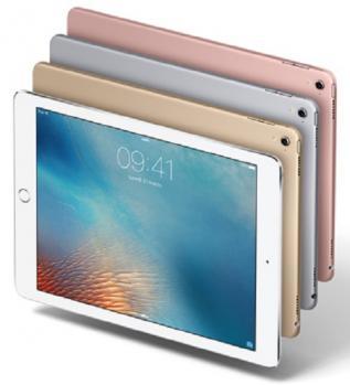 apple ipad 9.7 colori