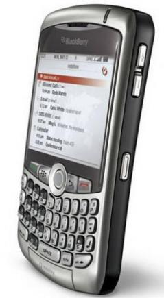 blackberry curve 8310 3/4