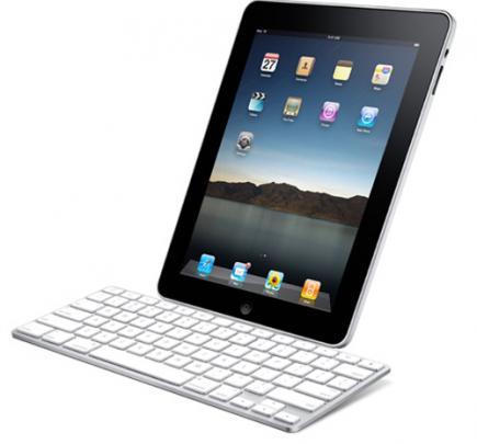 apple ipad con tastiera
