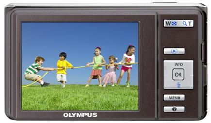 olympus fe-4040 retro black